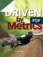 Driven by Metrics