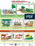 Beekeeping Training Posters 2015 English