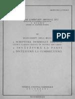 (1925) AR SL, Texte de Limba Din Sec. XVI. Vol. 3. Manuscript Dela Ieud [I. Bianu]