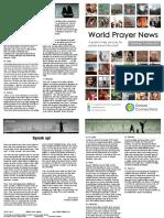 World Prayer News - September/October 2016