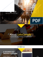 Legal Finance and Tax services at Lets Comply