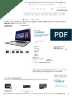Notebook Lenovo Z400 Com Intel_ Core i7 2