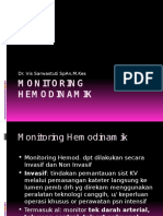 Monitor Hemodinamik