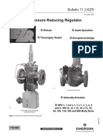 Fisher EZR Pressure Regulator