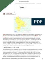 Samo - Ancient History Encyclopedia