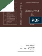 Liber Annuus - Volume 55, 2005.pdf