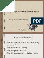 Multiparadigm Acc