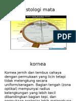 Histologi Mata Ppt