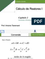 calculo_Reatores_Cap02