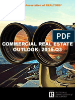 Commercial Real Estate Outlook