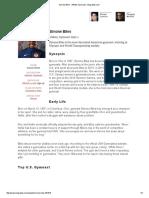 simone biles - athlete gymnast - biography