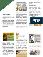TRE RO PEF 2012 Folder as Principais Funcoes Do Prefeito