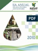 Memoria Del Subsector APS - Panama 2010