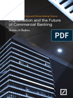 Digitalisation and the Future of Commercial Banking