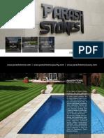 Parash Stones - semi precious stone slab manufacturer company profile catalogue