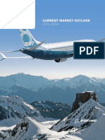 Boeing Current Market Outlook 2015