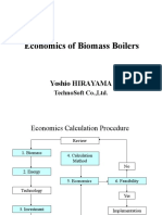 5 Economics of BiomassBoilers