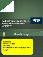 biomarker stroke iskemik akut