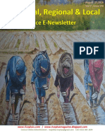 27th August,2016 Daily Global,Regional and Local Rice E-newsletter by Riceplus Magazine