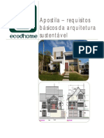 Apostila- Requisitos Básicos da Arquitetura Sustentável - ECODHOME.PDF