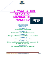 Manuual Taller de Servidores MAESTRO