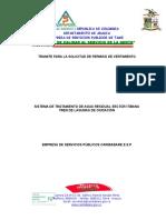 Documento Tecnico Ambiental