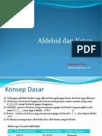4b Senyawa Aldehid Keton