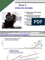 Tema 3 Fuentes de Energia