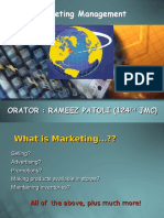 NEW MODIFIED Marketing Management Lecturrete