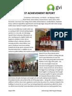 India Aug 13 Monthly Achievements