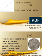 Self Healing Concrete.pps