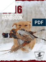 South Dakota 2016 Hunting and Trapping Handbook