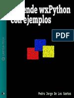 Aprende wxPython - preview - LP
