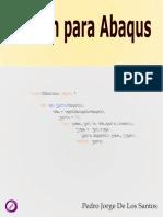 Python para Abaqus - Preview
