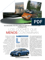 Contaminación automóvil