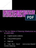 INFRASTRUCTURE PROJECT FINANCING QUIZ.ppt