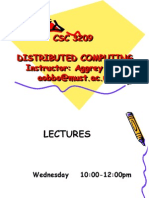 CSC 3209 - Lecture Introduction