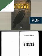 LEFEBVRE, H. O direito à cidade.pdf