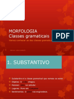 Revisão Das Classes Gramaticais