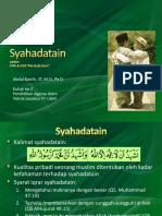 MK Agama Islam-Makna Syahadatain-mhs