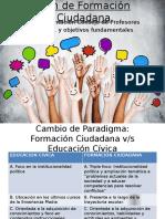 Presentanciòn Formaciòn Ciudadana