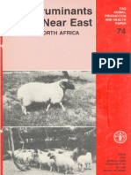 Small Ruminants in the Near East