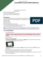 HP Pro Nvram-Init