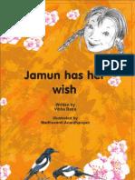 Jamun Has Her Wish by Vibha Batra
