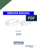 Epson L200 L100 Series A