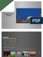 Suvarnbhumi Airport Departures & Arrivals advertising