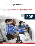 2 DOF and 3 DOF Helicopter System Specifications v1.1