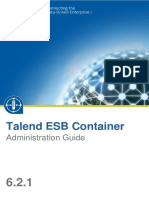 Talend ESB Container AG 6.2.1 En