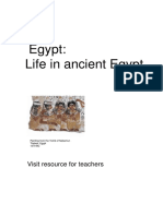 Visit Egypt Daily Life KS2