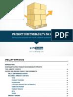 Amazon Discoverability